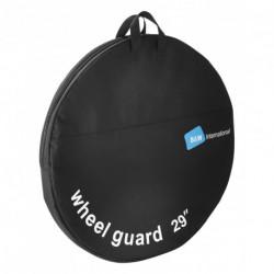 """Kerék szállító táska 29, 1 kerékhez, fekete,74,5cm"""""""