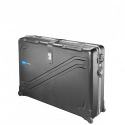 Kerékpár szállító táska bőrönd, ker.t. nélk. fekete 125x85x32cm