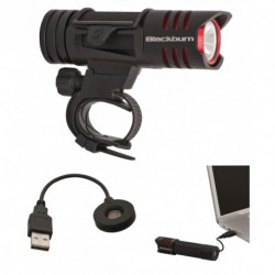 Lámpa első SCORCH 1.0 180lumen, USB-ről tölthető