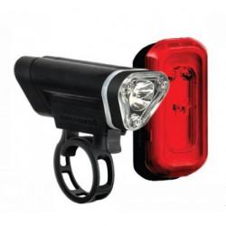 Lámpa készlet LOCAL 50 / 10, első+hátsó