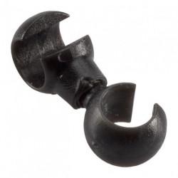 Bowdenházra vázvédő műa., 4/5mm, S-hook (4db)