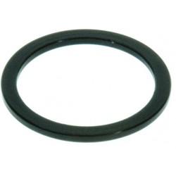 """Kormánycsapágy távtartó gyűrű, 1,1/8 ezüst alu. 2 mm"""""""