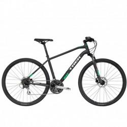 Trek DS 2 városi kerékpár  2018 (fekete) 700C|17