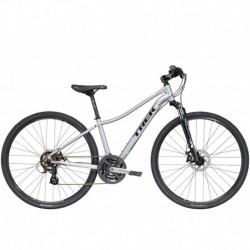Trek Neko 1 városi kerékpár  2017 (ezüst) 700C|18