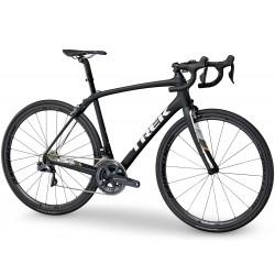 Trek Domane SL 7 kerékpár (2018) 58 fekete/fehér