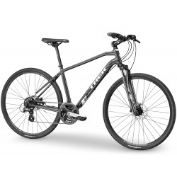 Trek DS 1 kerékpár (2018) 21 szürke