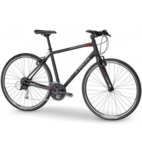 Trek FX 3 kerékpár (2018) 17,5 fekete