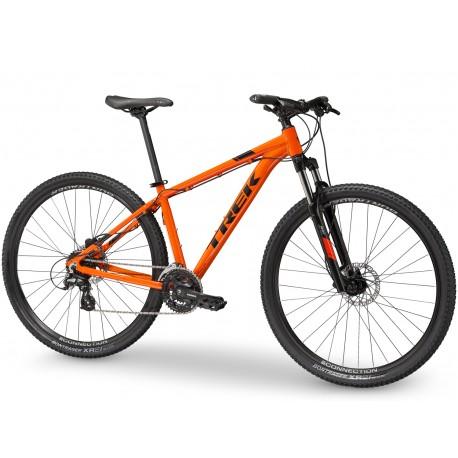 Trek Marlin 6 kerékpár (2018) 19,5 narancs