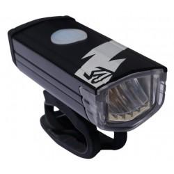 Rock Machine Rock USB akkumulátoros első lámpa [fehér]
