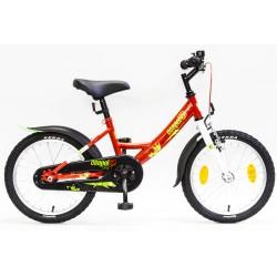 """Csepel Drift  kerékpár (piros)  16"""""""