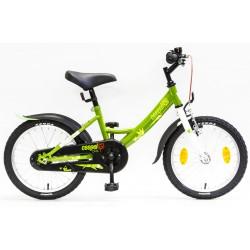 """Csepel Drift  kerékpár (zöld)  16"""""""