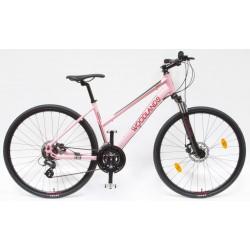 Csepel Woodlands Cross 700C 1.1 Női cross kerékpár 700C/17