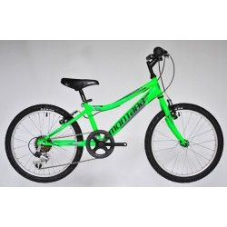 """Montana MTB Junior Revo 24"""" gyerek kerékpár (zöld)"""