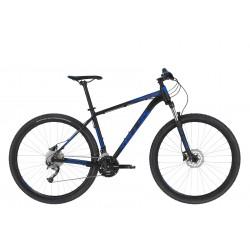 """Kellys Spider 50 Black Blue 29"""" 2020 MTB Kerékpár"""