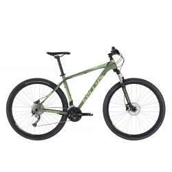"""Kellys Spider 50 Sage Green 27.5"""" 2020 MTB Kerékpár"""