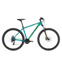 """Kellys Madman 30 Turquoise 29"""" 2020 MTB Kerékpár"""