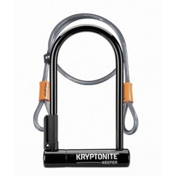 Kryptonite Keeper STD kulcsos U-lakat