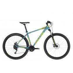 """Kellys Spider 10 Turquoise 29"""" 2020 MTB Kerékpár"""