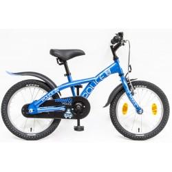 """Csepel Police  kerékpár (kék)  16"""""""