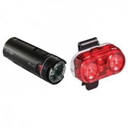 Lámpa szett Bontrager Ion 120 / Flare 3