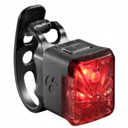 Lámpa hátsó Bontrager Ember fekete USB tölthető