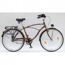 Csepel Cruiser NEO  városi kerékpár 2014 (barna)  26/18