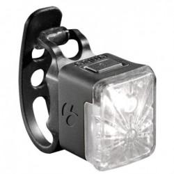 Lámpa első Bontrager Glo fekete USB tölthető