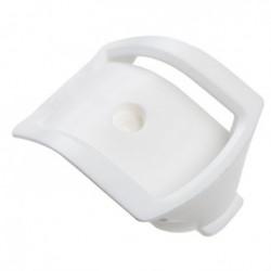Nyereg alá táska rögzítő fehér