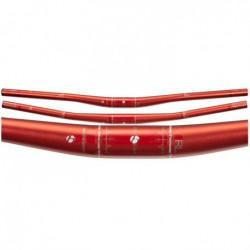 Kormány Race Lite mtb emelt 720mm piros