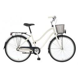 BadCat Serengeti női városi kerékpár (fehér)  26/17